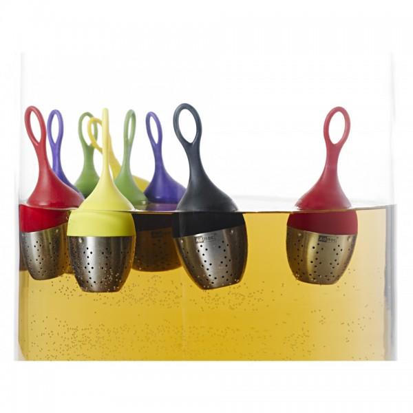 Th lice boutique de th s en ligne propose un infuseur feuille en silicone - Design vente en ligne ...